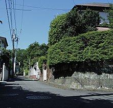近隣の住宅
