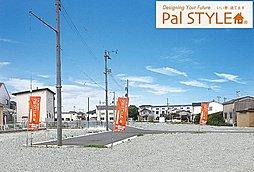 パルタウン加古川市尾上町口里 全5区画の外観