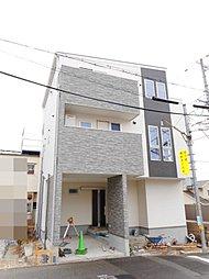 新築戸建兵庫区熊野町3丁目全3区画。
