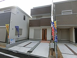 堺市堺区少林寺町西4丁 新築一戸建て 全6区画