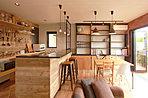 【インテリア事例】 「カフェスタイルの本格DIY」   200棟を超える注文住宅を施工しました!