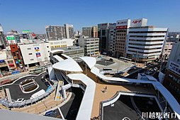 BGseries 川越市上野田町~ライフスタイルに合わせた理想の住まいを~:交通図