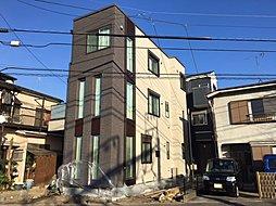 鹿島田2丁目 新築全2棟現場