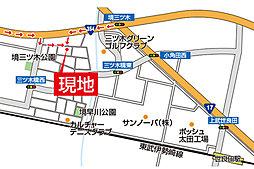 分譲地案内図