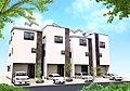 。。屋上とお庭のある家。。JR埼京線「戸田」駅徒歩13分上戸田1丁目【新築戸建】C号棟