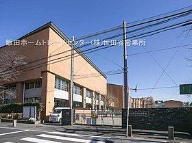 世田谷区立烏山中学校・・距離約1130m(徒歩15分)