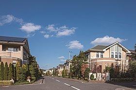 美しい街並みはCM撮影やロケ地にも選ばれています。