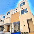 【メルディア本木2丁目NO3】メルディア販売専門窓口です。4LDK・LDK18帖・扇大橋駅利用可能