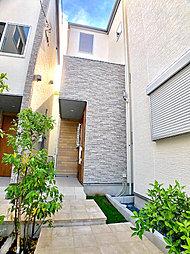 ~MELDIA江北~駅近「西新井大師西」駅徒歩4分。建築条件付...