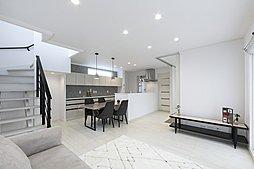 【セキスイハイム】スマートハイムプレイス百合が原分譲住宅1・2号棟の外観