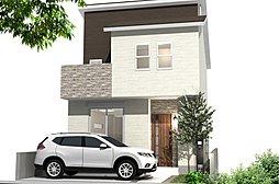 建築条件付宅地分譲 茨木市西太田町