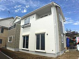 【KEIAI】デザインと断熱の家 南小学校まで約700m|古戸...