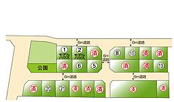 【アズマハウス】ライフィールド河北中学校前 全24区画 分譲地