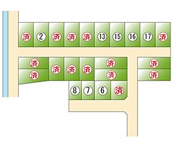福島IV 3号新築住宅