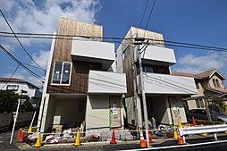 「日吉本町駅」徒歩15分・日吉までのアクセスも良好。無垢材を使...