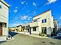 LIST GARDEN武蔵新城~全10棟の2階建て分譲地~