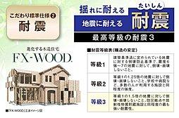 自由度、強度を進化させたフジ住宅独自の「FW-WOOD工法」