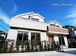 【「分倍河原」駅徒歩8分「西府」駅徒歩9分 南道路 カースペー...