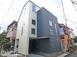 【南西角地全室南向き】日当たり、開放感のある新築戸建が登場。小...