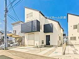 駅までスッキリと分かりやすい道路。東小金井駅徒歩9分の好立地【...