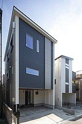 パナソニックテクノストストラクチャー 緑区曽根の家完成予想パース