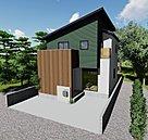 シンプルなデザインの外観で存在感のあるお家にしませんか?お好みのデザインをお聞かせ下さい♪