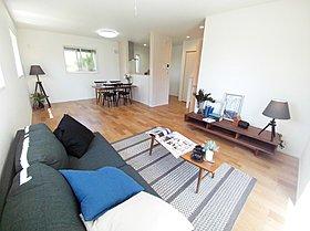 家具の配置がしやすい大きさと形状です