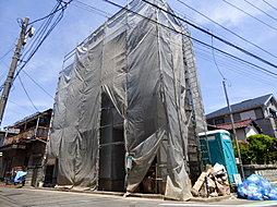 【HITACHIホーム】~南西角地のモダンハウス~東横線×横浜線