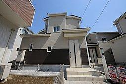戸塚区の新築2799万円、カースペース2台分有り、即内見可能で...