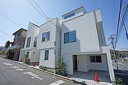 白を基調とした個性が光るデザイナーズ住宅