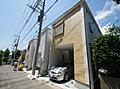 ドレスルーム、パントリー、ママに優しい家~鶴見区東寺尾デザイナーズハウス~