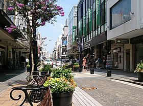 横浜元町ショッピングストリート(210m)