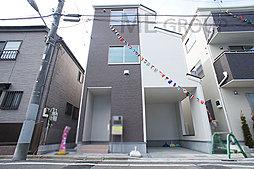 江戸川区松本2丁目 新築一戸建て 住み易い3F住宅