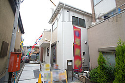 葛飾区西亀有2丁目 新築一戸建て 全1棟 「綾瀬」駅徒歩10分...