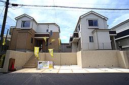 松戸市矢切 新築一戸建て 13期 全2棟 WICのあるお家