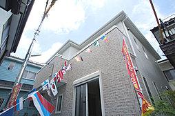 川口市安行北谷 新築一戸建て 第2 全1棟 浴室乾燥機あるのお家