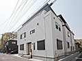 さいたま市見沼区大和田町2丁目 一戸建て住宅 全3棟 6.4帖の大型バルコニーのあるお家