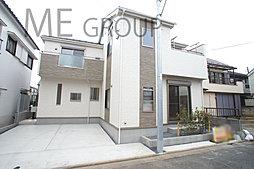 足立区平野3丁目 新築一戸建て 2期 全1棟 住宅性能評価W取...