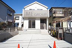 八千代市高津 新築一戸建て 全1棟 カースペース2台可のお家