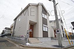 千葉市花見川区三角町 新築一戸建て 全3棟 1号棟  駐車スペ...