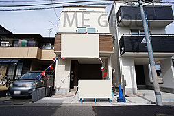 江戸川区北小岩3丁目 新築一戸建て 全2棟 2階リビングの明る...