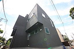 杉並区南荻窪1丁目 東南角地の新築戸建て