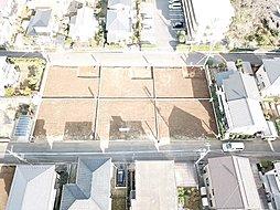 【アゲルホーム】牛久市栄町6丁目 全6区画分譲地の外観