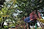 つくしの貝がら児童公園 約460m/徒歩6分(平成29年10月撮影)