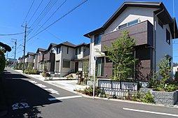 【Panasonic Homes】パークナードテラス成瀬トキマチの外観