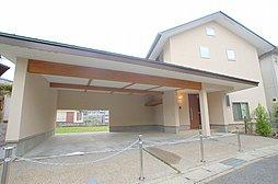 KAMAKURAガレージハウス 大型車2台可 土地88坪 建物...