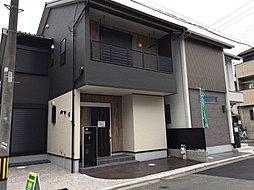 S&Gオリジナル建築 ハートフル天然木の家 紫竹大門町の外観