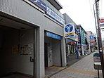 駅 1120m 中田駅