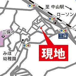 「横浜市緑区に住もう!!」~三保町~カースペース2台~