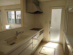 食洗機・カップボード付キッチン